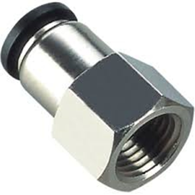 Push-to-Connect Tube Fittings PCF TYPE