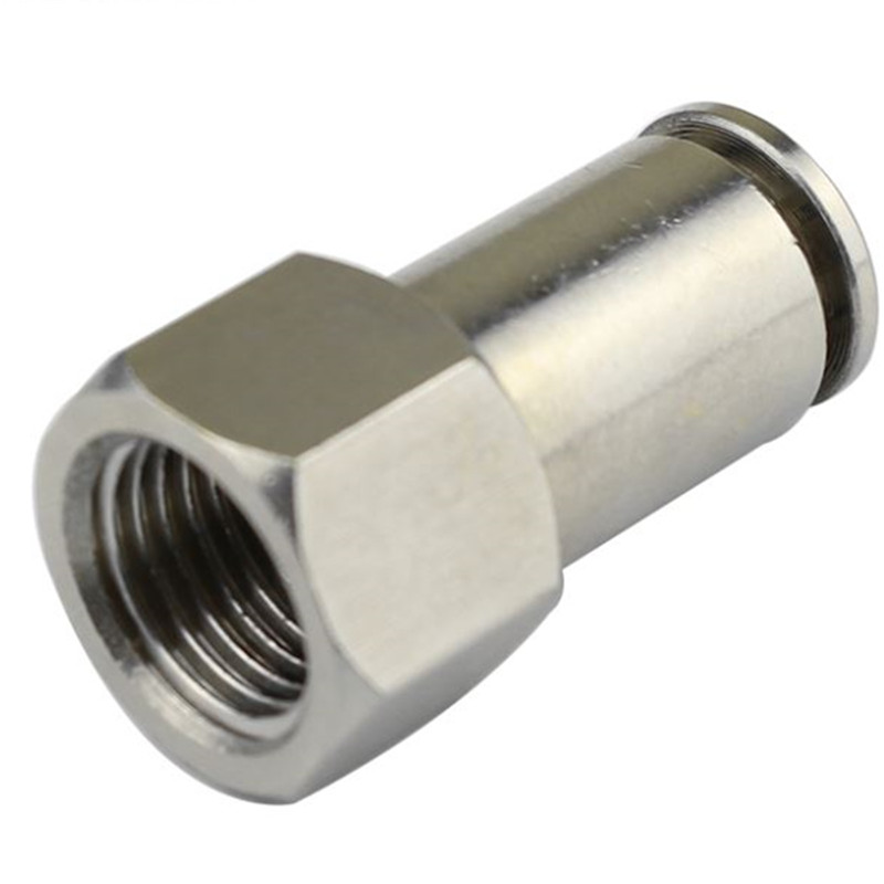 pneumatic fittings PCF brass