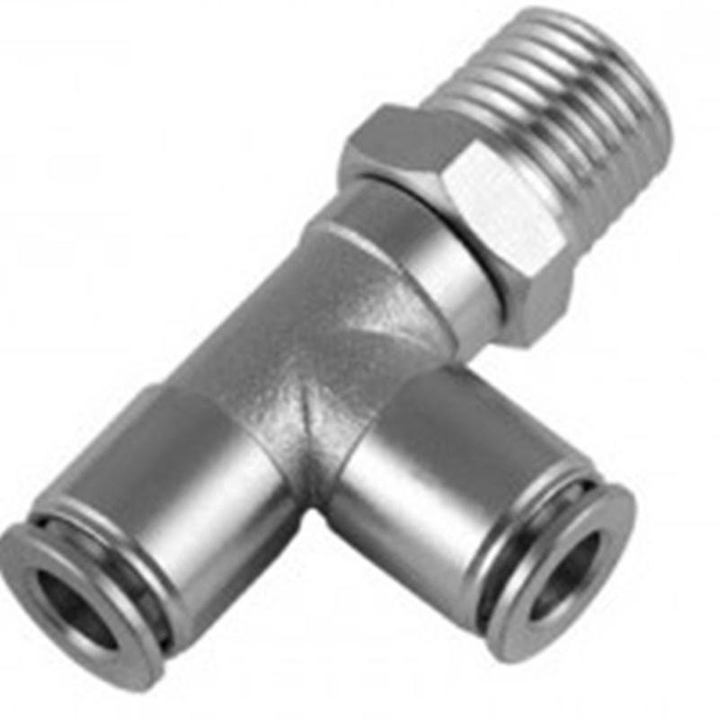 pneumatic fittings PST brass