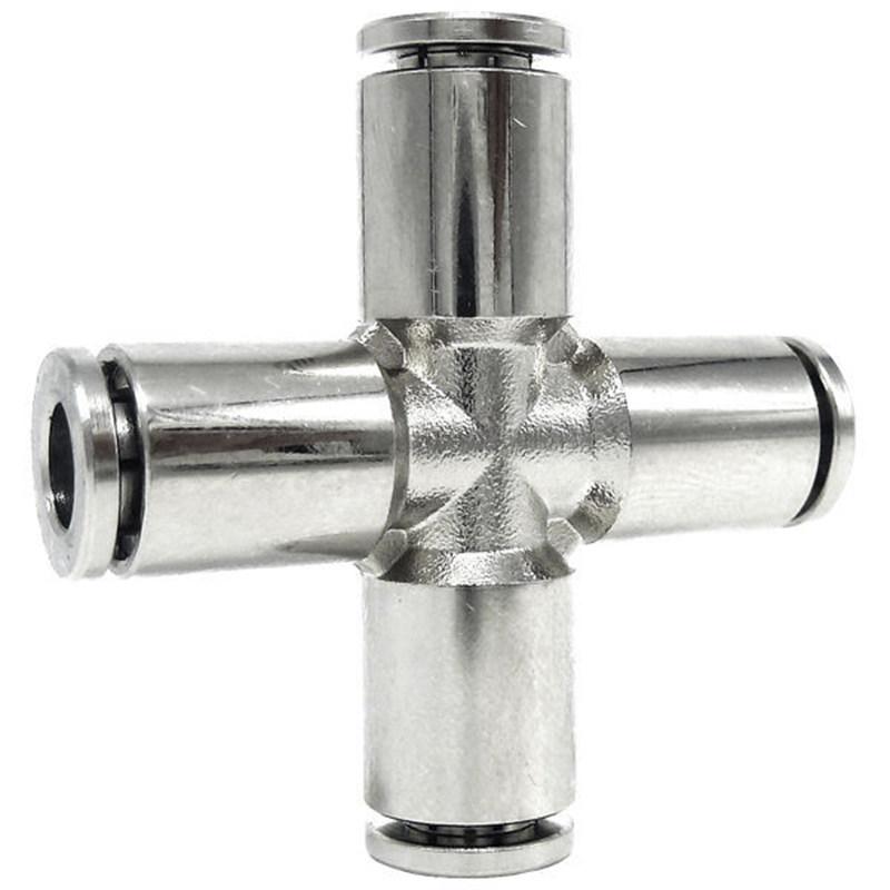 pneumatic brass fittings PZA
