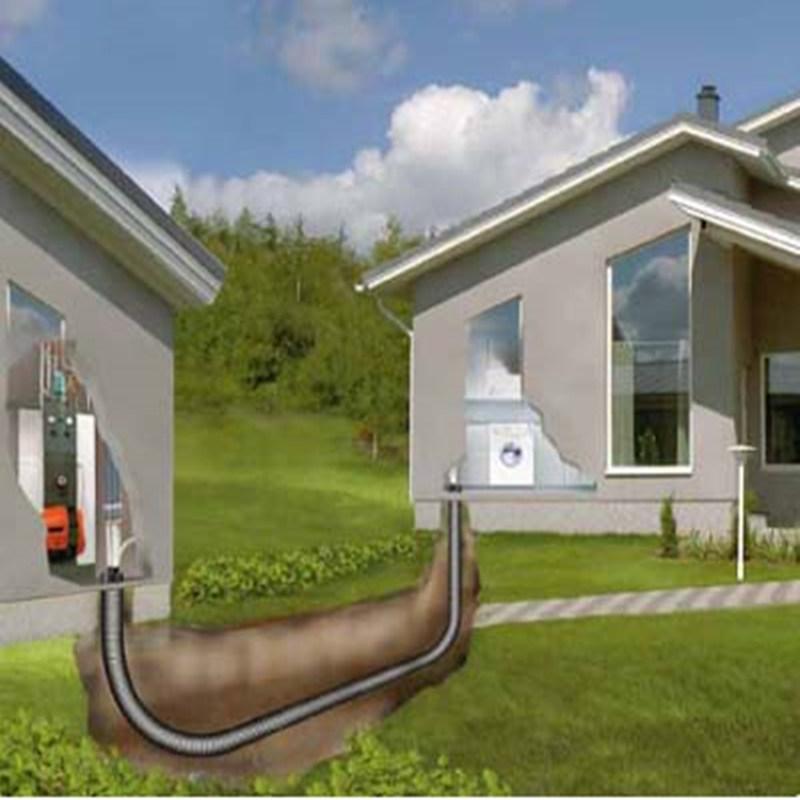 pu insulation pexa pipe