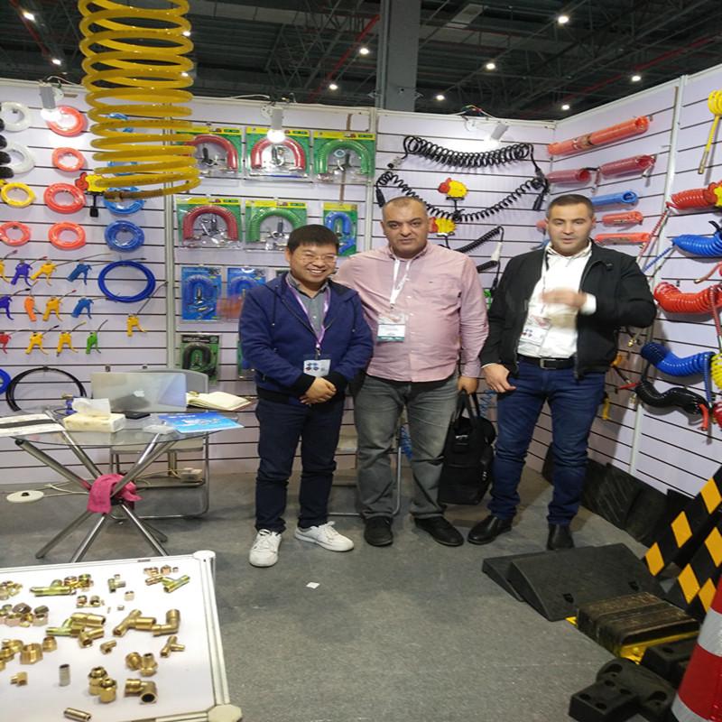 Frankfurt Automechanika Shanghai Fair in 2018