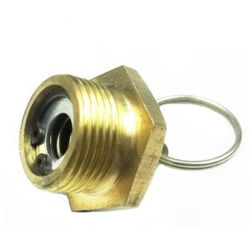 water drain valve