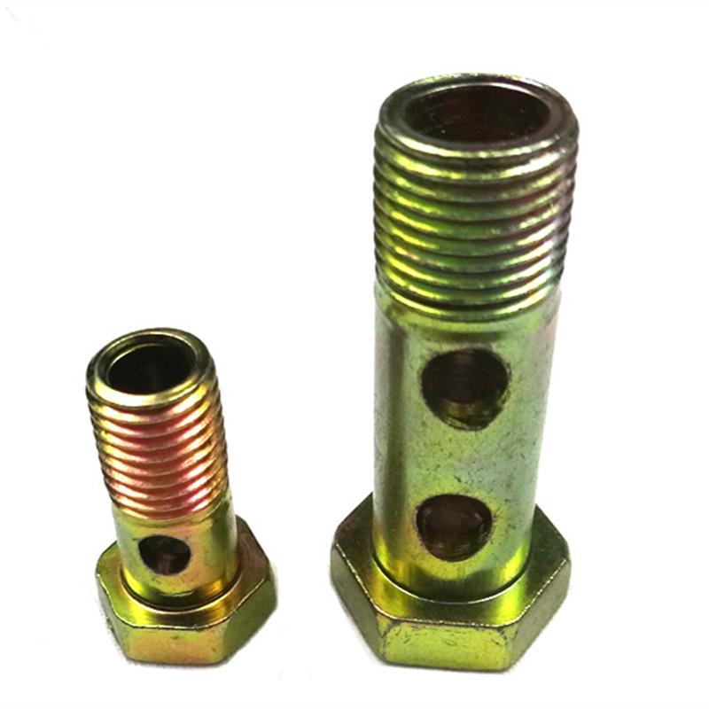 cored screw